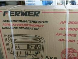Генератор бензиновый Fermer AR-2800 обмотка медь. Чехия