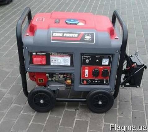 Генератор бензиновый King Power KP10000 (7 кВт) со стартером