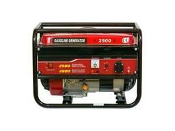 Генератор бензиновый Weima WM2500 (2,5 кВт, 1 фаза, р. старт