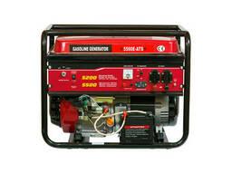 Генератор бензиновый Weima WM5500 ATS (5, 5 кВт. ..