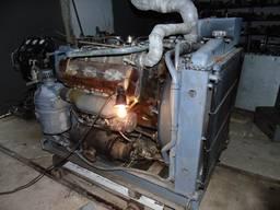 Генератор дизельный 100 100 кВт (200 кВт). Двигатель 1Д20