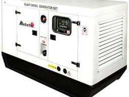 Генератор дизельный 17,5 кВт, Матари (Япония)