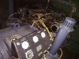 Генератор дизельный АД-100 двигатель 1Д20