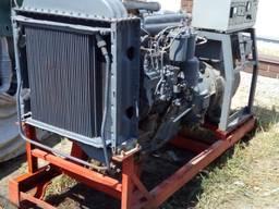 Генератор дизельный АДА-30-Т/400-1Р, СМД-15 двигатель
