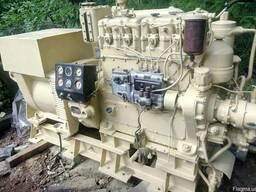 Генератор дизельный ДГР-25/1500,25 кВт ( 30 кВа) . - фото 1