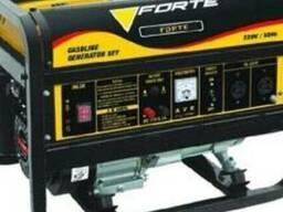 Генератор Forte FG6500E (аренда электроинструмента)