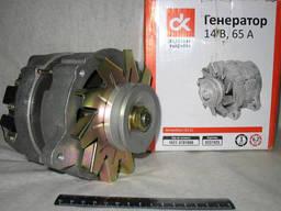 Генератор ГАЗ 53 14В 65А 1621. 3701000
