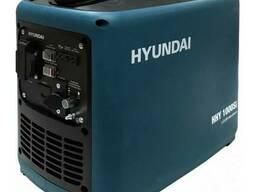 Генератор бензиновый инверторный Hyundai HHY 1000 Si 1000 Вт