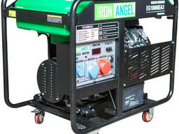 Генератор Iron Angel EG18000EA3 + блок автоматики