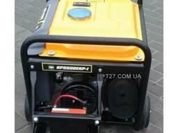 Генератор King Power KP5500EKP-I бензиновый со стартером 3, 3