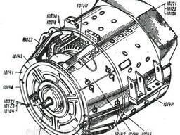 Генератор тяговый ГП-311Б (1ТХ. 563. 007, ИАКВ. 529413. 003)