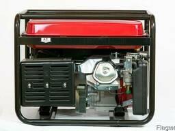 Генератор WEIMA WM5500Е (5,5 кВт, электростартер, 1фаза)
