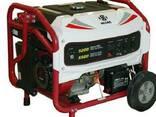 Генератор бензиновый Weima WM5500BE (5,5 кВт, электростарт - фото 1
