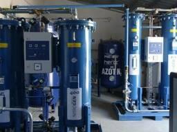 Генераторы азота, азотные генераторы