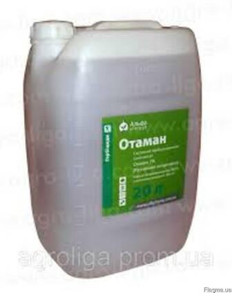 Гербицид сплошного действия для ГМО сои Отаман - (Раундап)