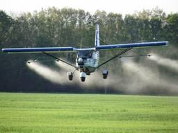 Авиахимические услуги по защите растений