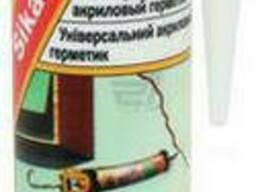 Герметик акриловый Sikacryl- 100