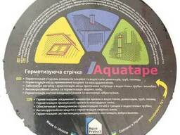 Герметизирующая лента Aquatape 100 мм 10 м коричневая