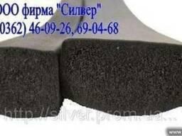 Прокладка резиновая пористая, гернитовый шнур