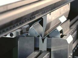 Гибка листового металла на станках с ЧПУ
