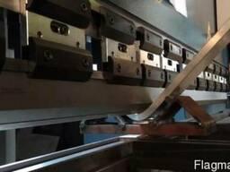 Гибка металла на листогибочном прессе с ЧПУ в Черкассах