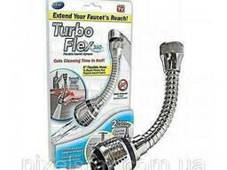 Гибкая насадка для крана Turbo Flex 360 аэратор для. ..