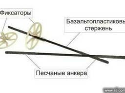 Гибкие связи для кирпичной кладки от 200 мм, БПА 6 мм