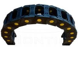 Гибкий кабель канал (кабелеукладчик) 45x60 r250