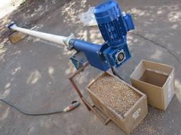 Гибкий шнек для пеллеты спиральный конвейер для корма
