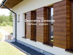 Гибкое дерево ( акриловая ламель) маг. Decorative Elements