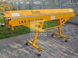 Гибочный станок (листогиб) Sorex ZRS 2160