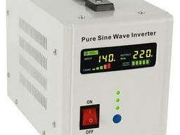 Гибридный ИБП+стабилизатор 2600ВА (1800Вт), 24В. ..