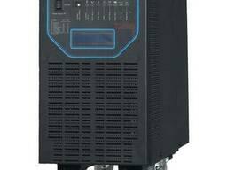 Гибридный ИБП+стабилизатор 6000Вт 48В + MPPT контроллер. ..