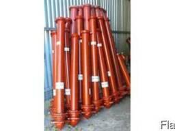 Гідрант пожежний підземний H- 0,50 м Ду-125мм