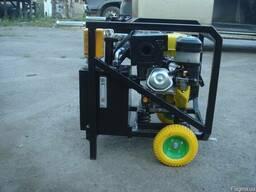 Гидравлическая станция для установки прокола грунта