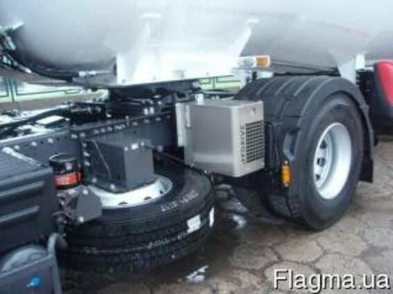 Гидравлическая система с масляным радиатором Hydrive 2010