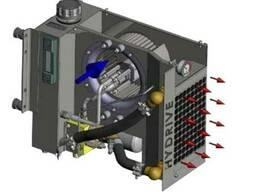 Гидравлическая система с масляным радиатором Hydrive 2010 - фото 3