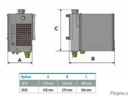 Гидравлическая система с масляным радиатором Hydrive 2010 - фото 4