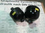 Ремонт гидроаккумуляторов, замена резиновой груши. .. - photo 2