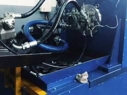 Ремонт гидромоторов хода катков, экскаваторов