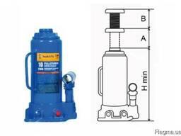 Гидравлический домкрат бутылочного типа Haklift