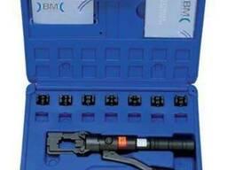 Гидравлический инструмент с комплектом матриц 10-240 мм