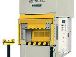 Пресс гидравлический AT-S1020/100, AT-S1520/100 завод LFSS