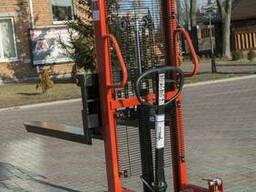 Штабелер ручной гидравлический H1516 TM Leistunglift