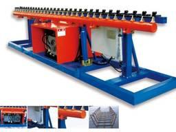 Гидравлический станок для гибки сетки TJK МВ 3000