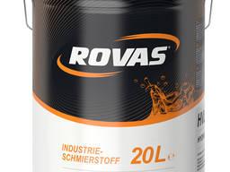 Гидравлическое Масло Rovas HVLP 32 (20 литров)