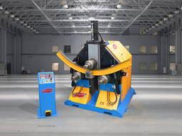 Гідравлічна профілезгинальна машина Ercolina серії CE100H3-RLI / CE120H3-RLI