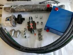 Гидравлика для дровокола с НШ 10 и гибкой муфтой
