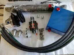 Гидравлика для дровокола с НШ 10 и приводом НШ