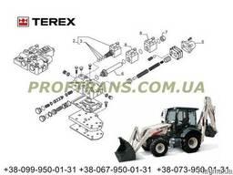 Гидравлика КПП TEREX 820 терекс гидрораспределитель
